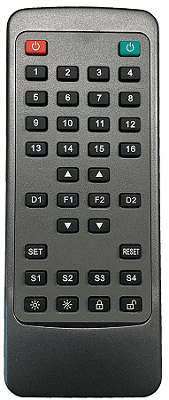 Ir remote new