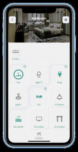 Lighting Automation Smart Node Application